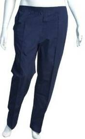 Crest® Basic Color Navy Scrub Uniform Pants - Pack of 5 (Size-XL - #192-Petite)