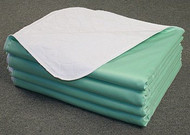 Nobles Reusable/ Washable Waterproof Bed Pad for Children or Adults (Size 23 X 35)