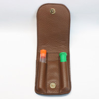 Leather Vapcap Case