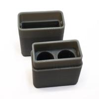 cCell 0.5mL Cartridge Case (Slim 2x1)