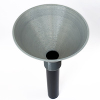 Doob Tube Large Flexible Funnel