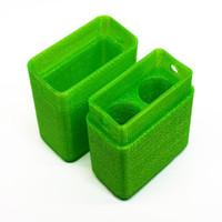 cCell 1.0mL Cartridge Case (Slim 2x1)