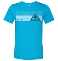 Delta 3D Studios Retro Shirt