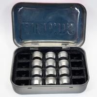 S&B Dosing Capsule Mint Tin Insert