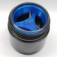 Satchmo Portable Toothpick Debowler