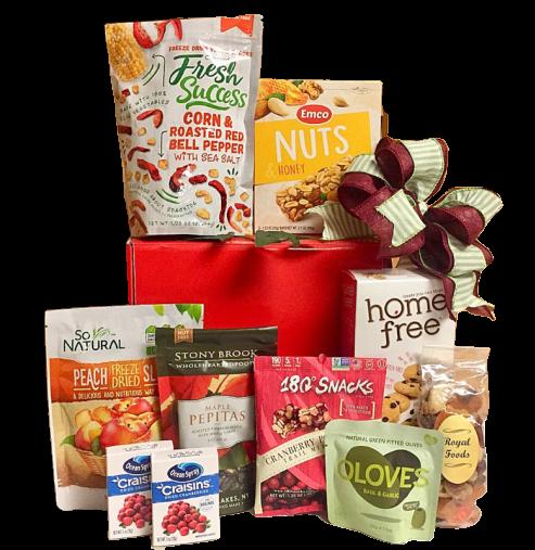 Gluten Free small Box