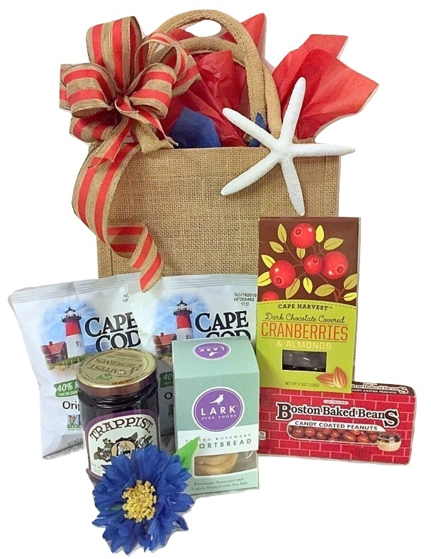 Massachusetts Gift bag