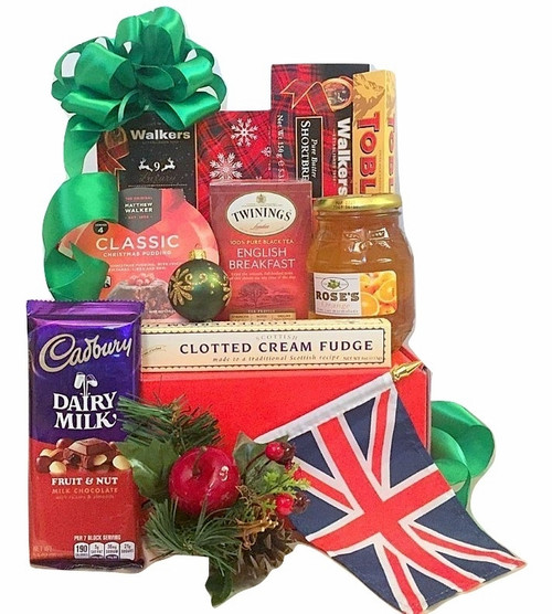 British Xmas gifts to Boston and across the USA