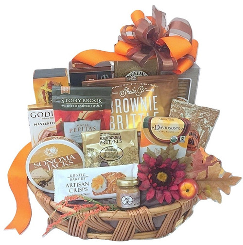 Fall Thanksgiving gifts to Boston & across the USA