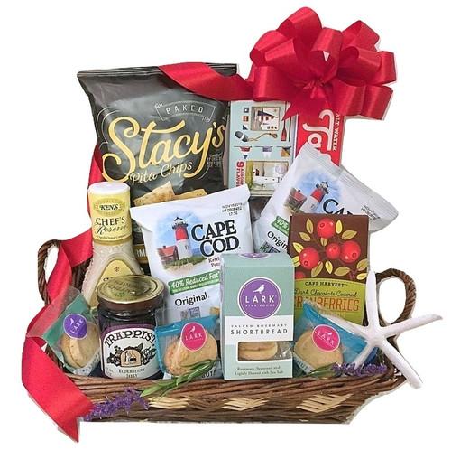 Massachusetts gift trays