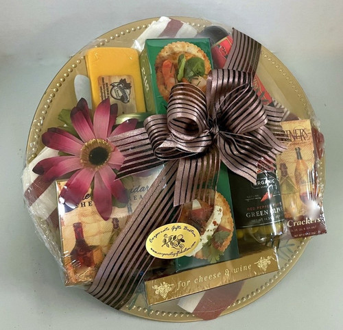 Cheese gifts to Boston & USA