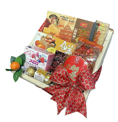 Asian gifts to Boston & USA