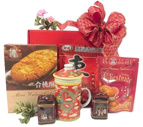 Chinese gifts to Boston & USA