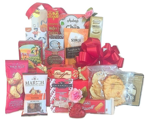 Valentine gifts to Boston or shipped across the USA