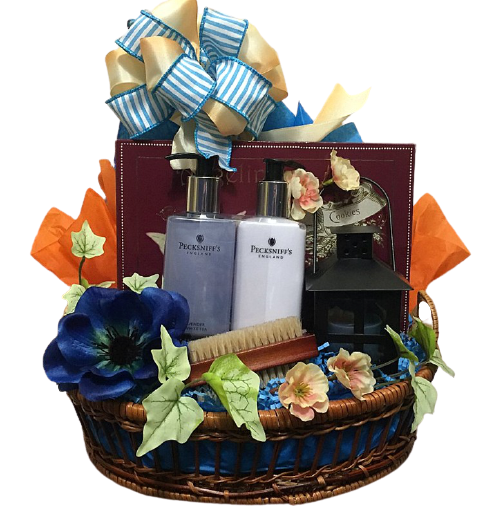 Ladies gift basket delivery Boston Ma