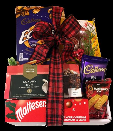 British Xmas gifts
