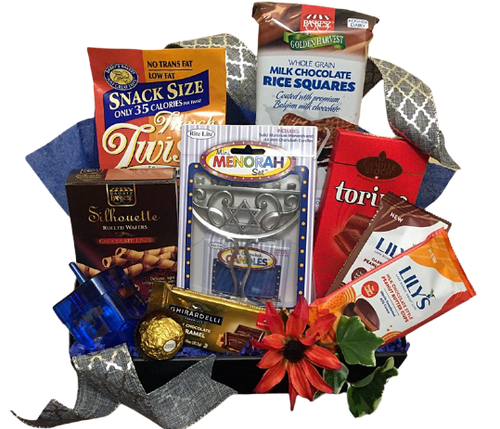 Hanukkah Gifts to Boston & USA