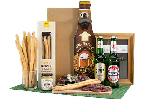 Beer gifts to Europe