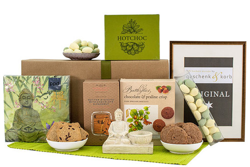 Wellness & Serenity gifts to Europe
