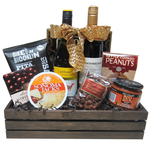 Wine gifts to Canada
