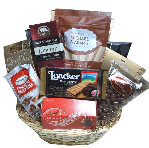 Chocolate Gifts to Canada