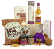 Whisky Gift basket delivery to the UK