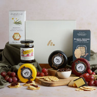 Cheese gifts to the UK