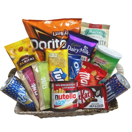 Gift baskets to Dubai UAE