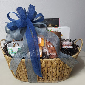 Gourmet baskets to Puerto Rico