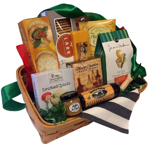 Cheese gifts to Boston