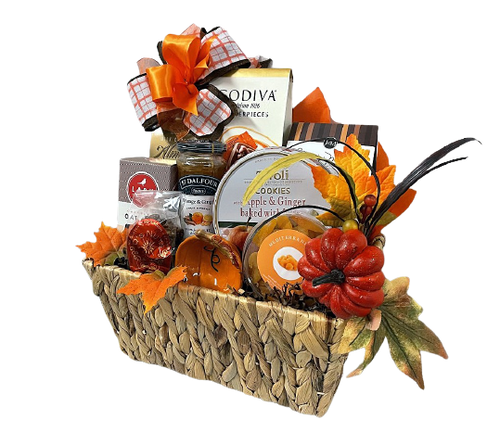 Fall Thanksgiving gifts to Boston or across the USA