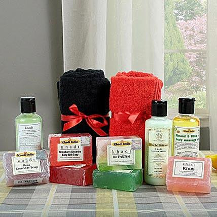 Send Spa gifts to India