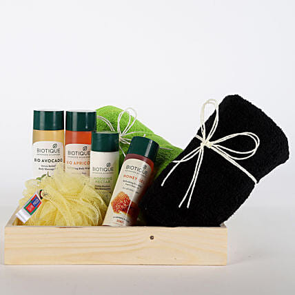Spa gifts to India