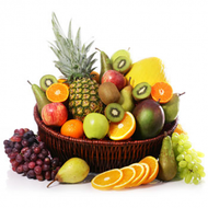 Send Fruit baskets to India