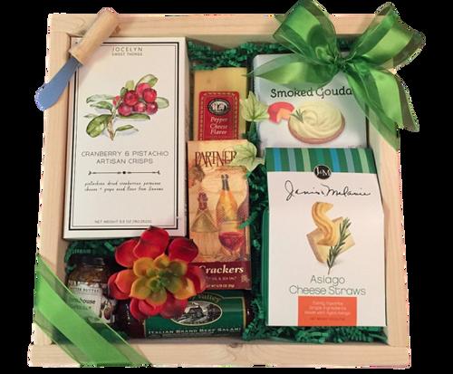 Gourmet gifts to Boston & USA
