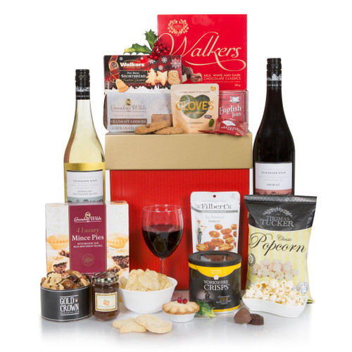 UK Christmas Gift boxes & Hampers