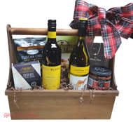 Christmas wine gifts to Canada