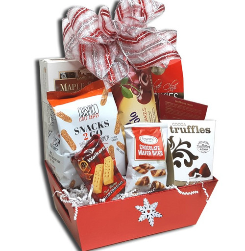 Christmas gifts to Canada