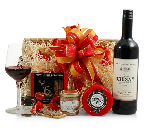 Wine gifts to the UK