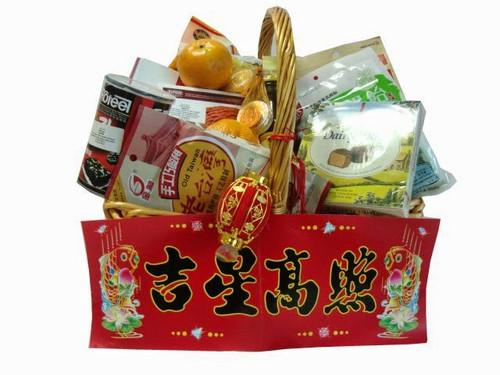 Send Chinese New year gifts to Dubai UAE.