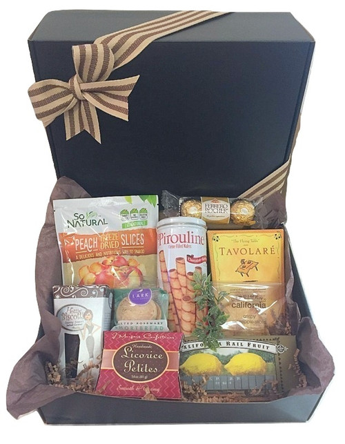 Corporate Snack box to Boston or USA