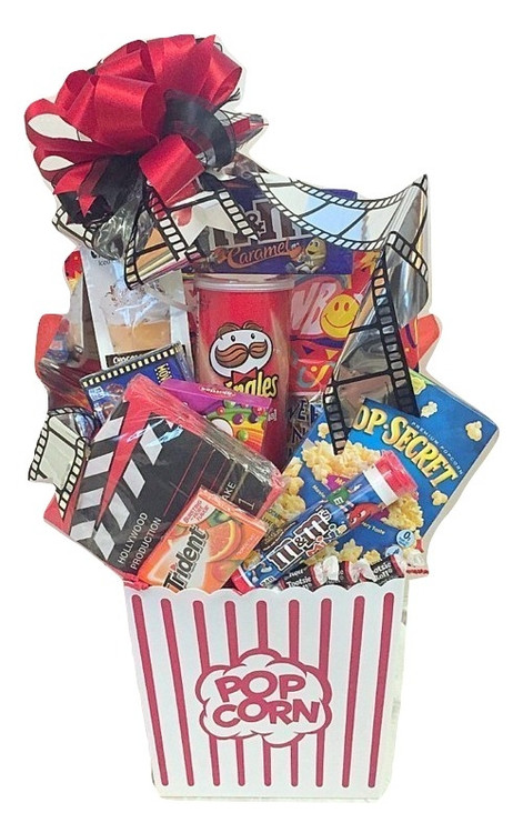Movie basket idea