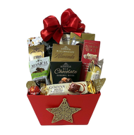 Candy Christmas gifts to Boston & USA