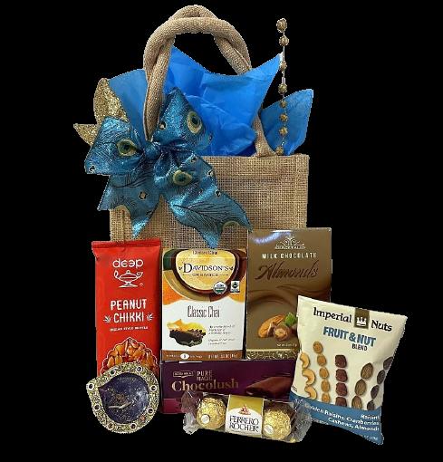 Diwali Gift bags to Boston & USA
