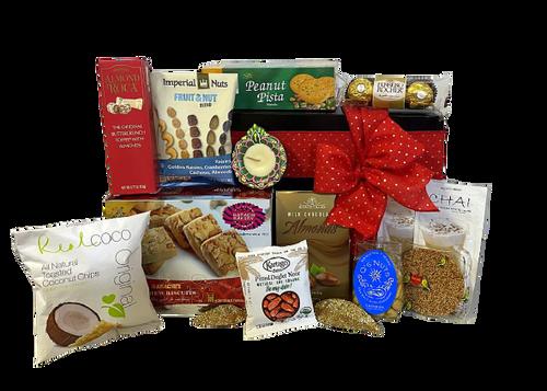 Diwali Indian gift box Boston & USA