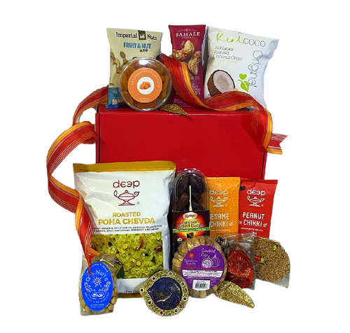 Savory Diwali Box to Boston or across the USA