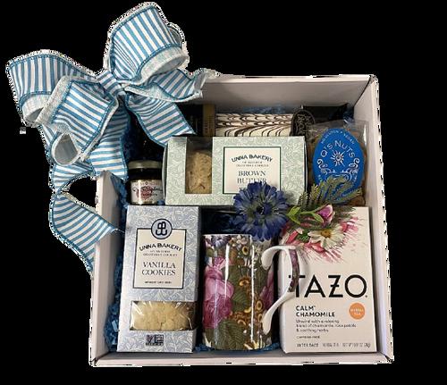 Tea & Cookie gifts to Boston & USA