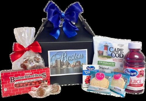 New England Hospitality box
