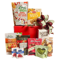 Gluten Free gifts to Boston & USA