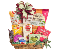 Gluten Free gifts baskets to Boston & USA